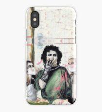 Untitled V iPhone Case