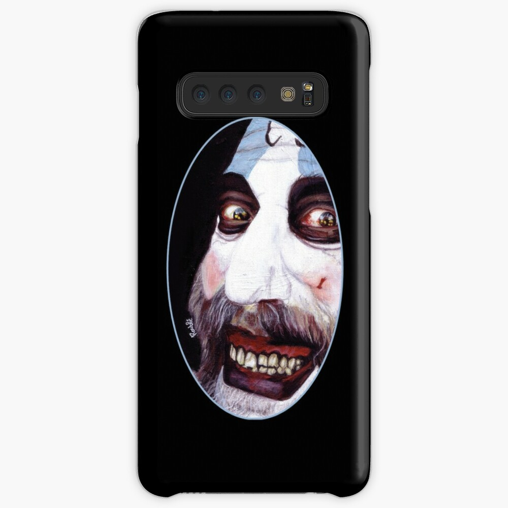 Captain Spaulding Cases & Skins for Samsung Galaxy
