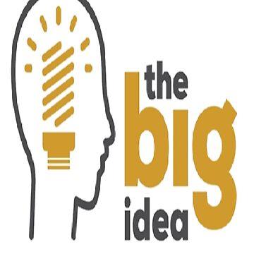 Big idea t shirt by malda16