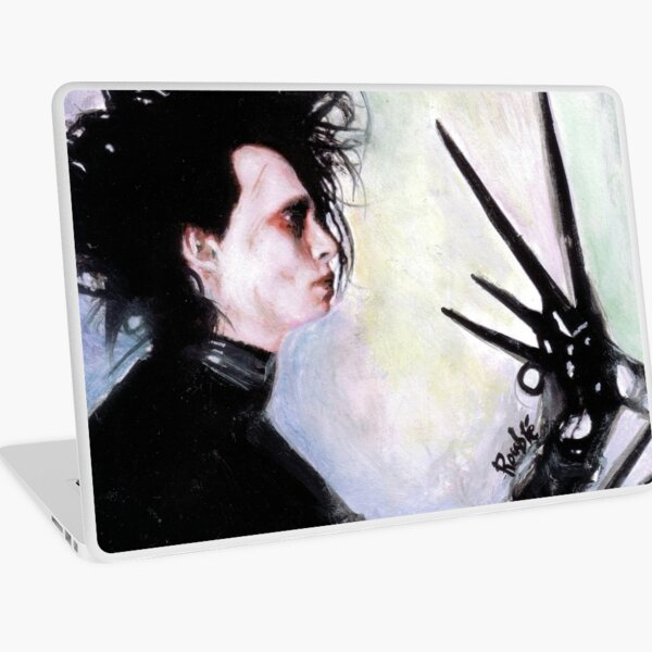 The story of an uncommonly gentle man. Laptop Skin