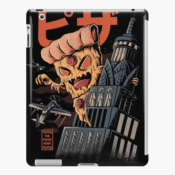 Pizza Kong iPad Snap Case