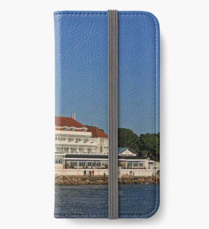 Haven Hotel, Sandbanks iPhone Wallet