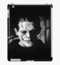 THE MONSTER of FRANKENSTEIN iPad Case/Skin