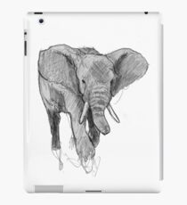 African elephant iPad Case/Skin