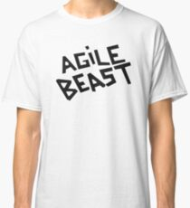 Arctic Monkeys Agile Beast tee Classic T-Shirt