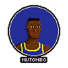Dikembe by pixelfaces