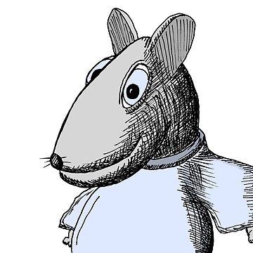 Fancy Mouse by niry