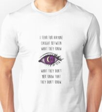 What They Know T-Shirt