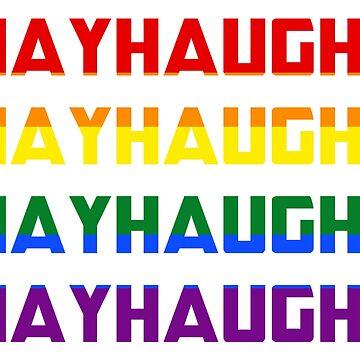 Wayhaught Rainbow by GreysPlatten