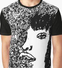 Garden mouth Graphic T-Shirt