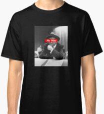 FRANK SINATRA DESIGN Classic T-Shirt