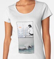 Harbor Solitude Women's Premium T-Shirt