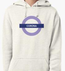 Next Stop, Corona Pullover Hoodie
