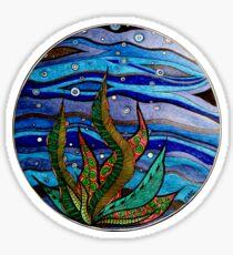 Pegatina Kelp Bubbles (Color)