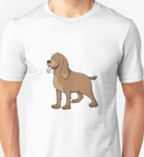 bloodhound cartoon T-Shirt