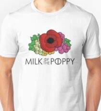 Milk of the Poppy T-Shirt