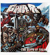 01 GWAR THE BLOOD OF GOD 01 Poster