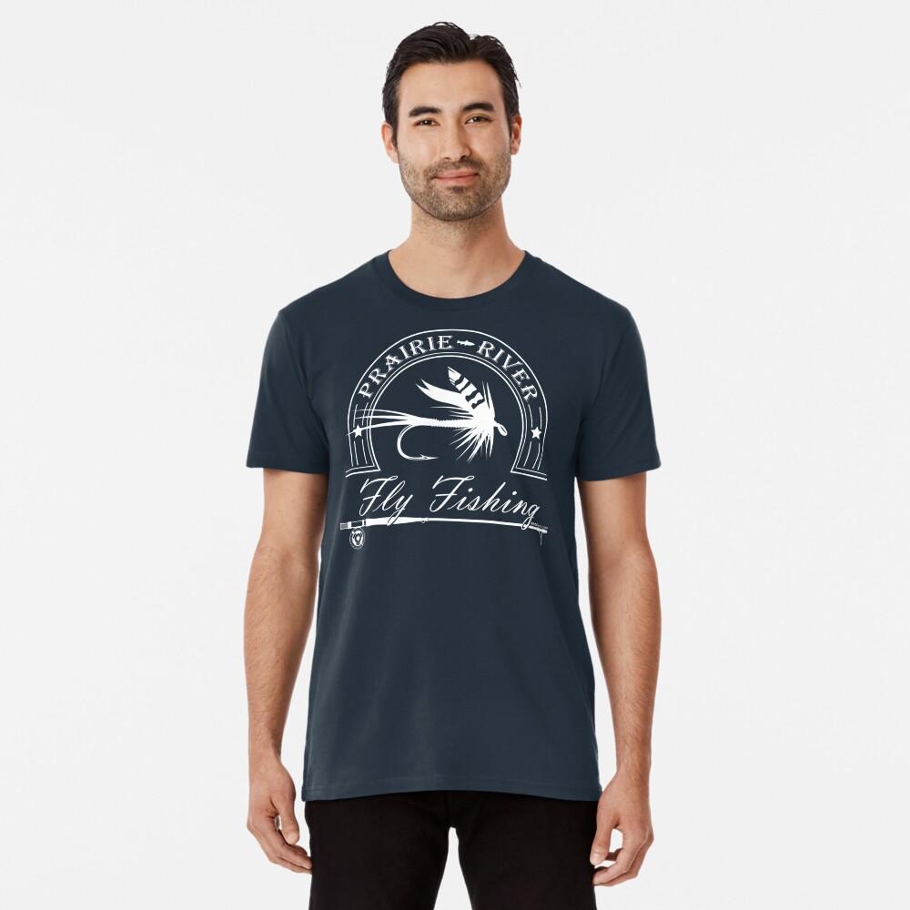 Prairie River - White Premium T-Shirt