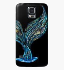 Samoaischer Meerjungfrau-Schwanz Hülle & Skin für Samsung Galaxy