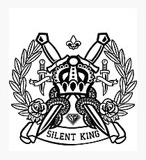 Return Of The Silent King Photographic Print
