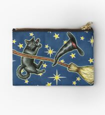 Everyday Witch Tarot - Back of Card Design Studio Pouch