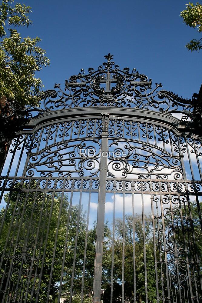 The Harvard Gates by RDJones