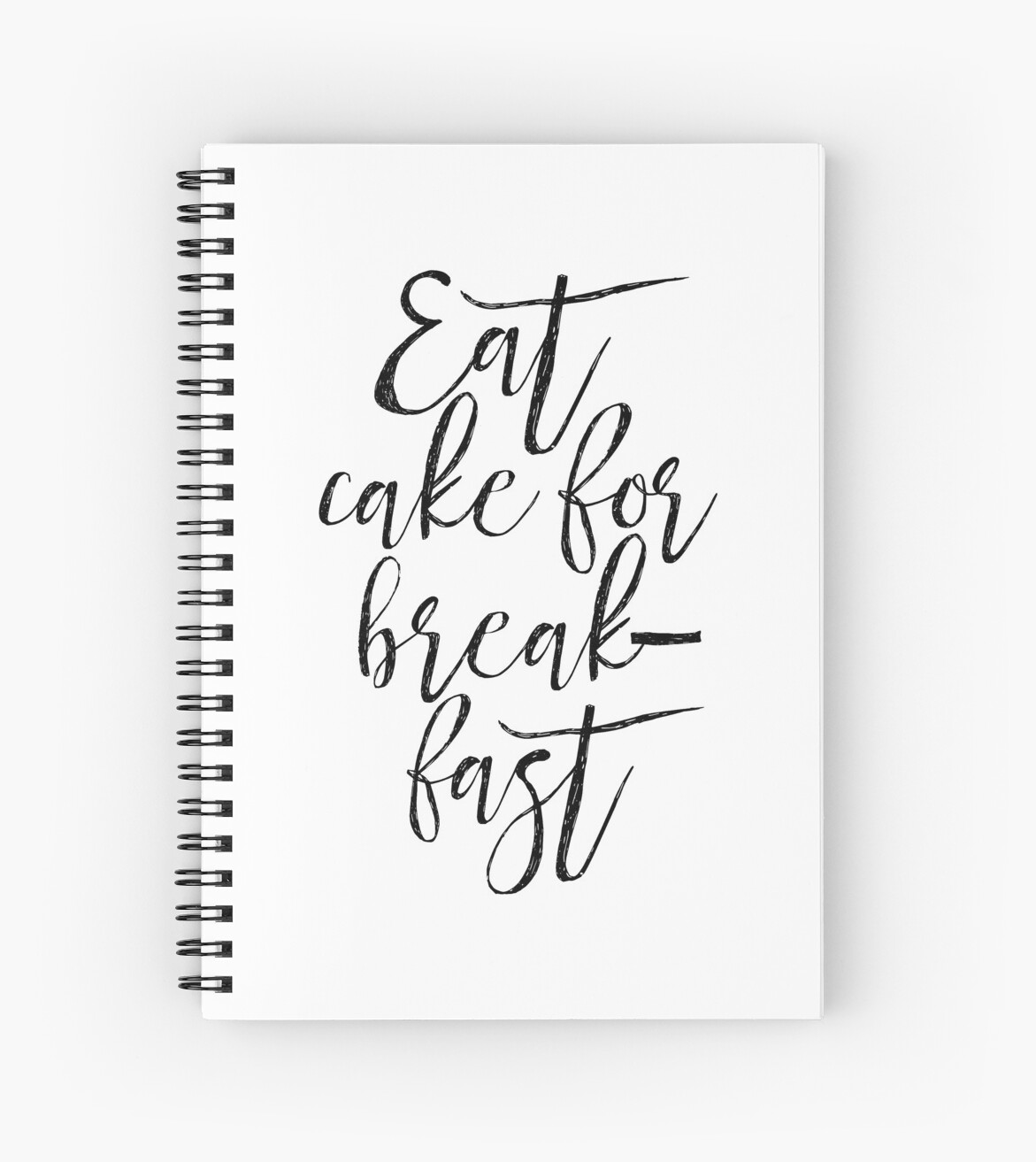 "Cute Kitchen Signs: ""PRINTABLE Art, Eat Cake For Breakfast,Funny Print,Cute"