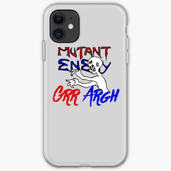 Grr Argh iPhone Soft Case