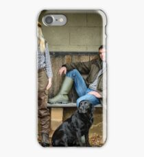 The Waiting Game  iPhone Case/Skin