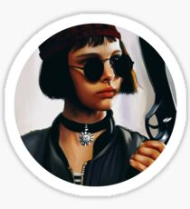 Mathilda Sticker