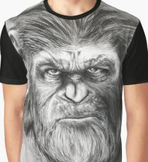 Caesar / War For The Planet Of The Apes Graphic T-Shirt
