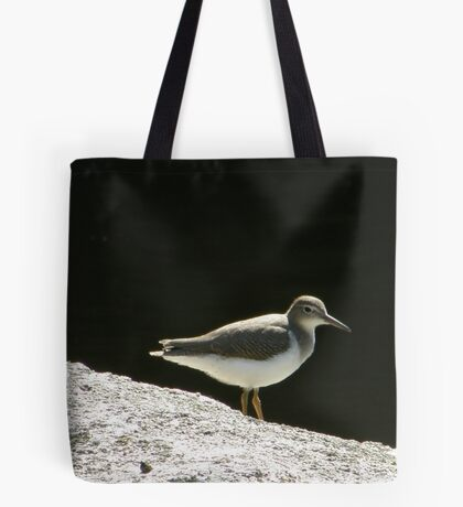 Stranded and Scared Tote Bag