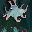 Dumbo Octopus by Natalie Metzger