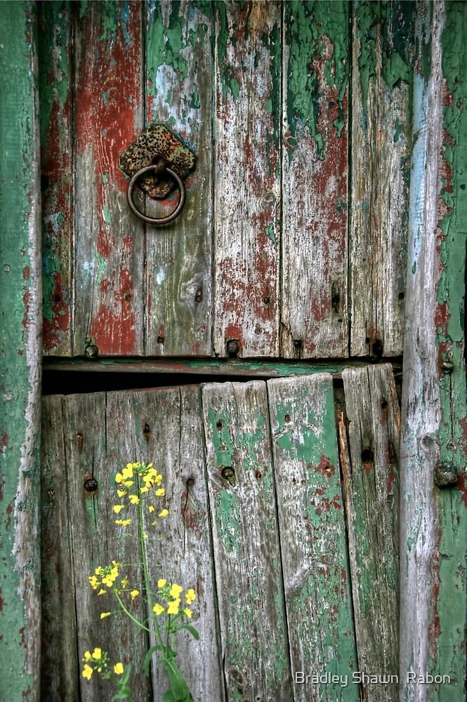 """A Rustic Welcome"" by Bradley Shawn  Rabon"