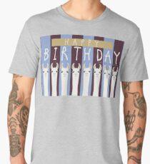 HAPPY BIRTHDAY LLAMAS Men's Premium T-Shirt