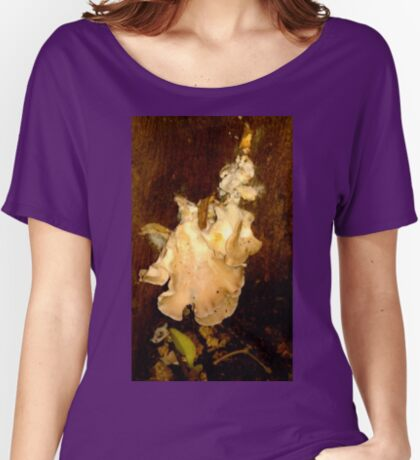 Fungi in the Rainforest. Women's Relaxed Fit T-Shirt