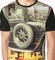 OLD RUSTY FIAT Graphic T-Shirt