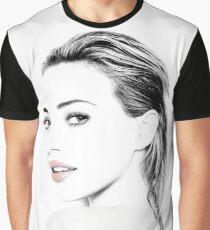 Hilary Duff-- Sparks Graphic T-Shirt