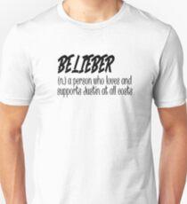 Camiseta unisex Belieber