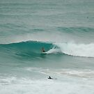 Surfing in Portugal  by sparrowdk