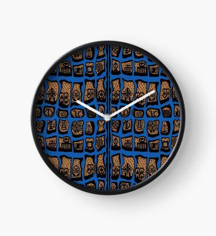 DENIM Clock