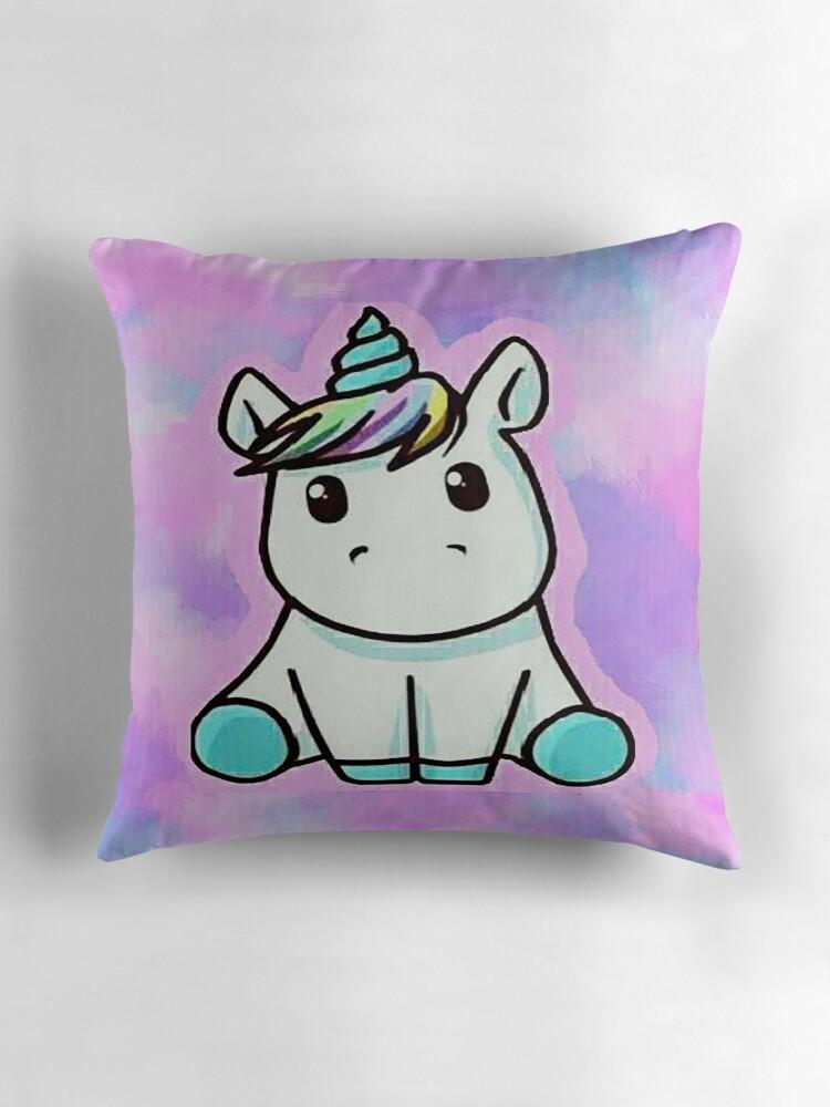 Cute Lil Cupcake Pillow - Pillows - HUMAN |Cute Pillows