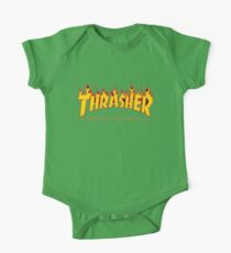 Thrasher Fire Kids Clothes