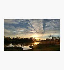 LG G5 Spring Sunlight  Photographic Print