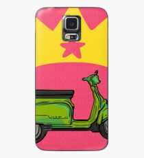 Scooters are cool Case/Skin for Samsung Galaxy