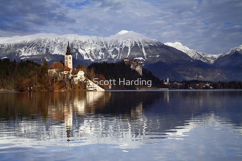 Lake Bled by Scott Harding
