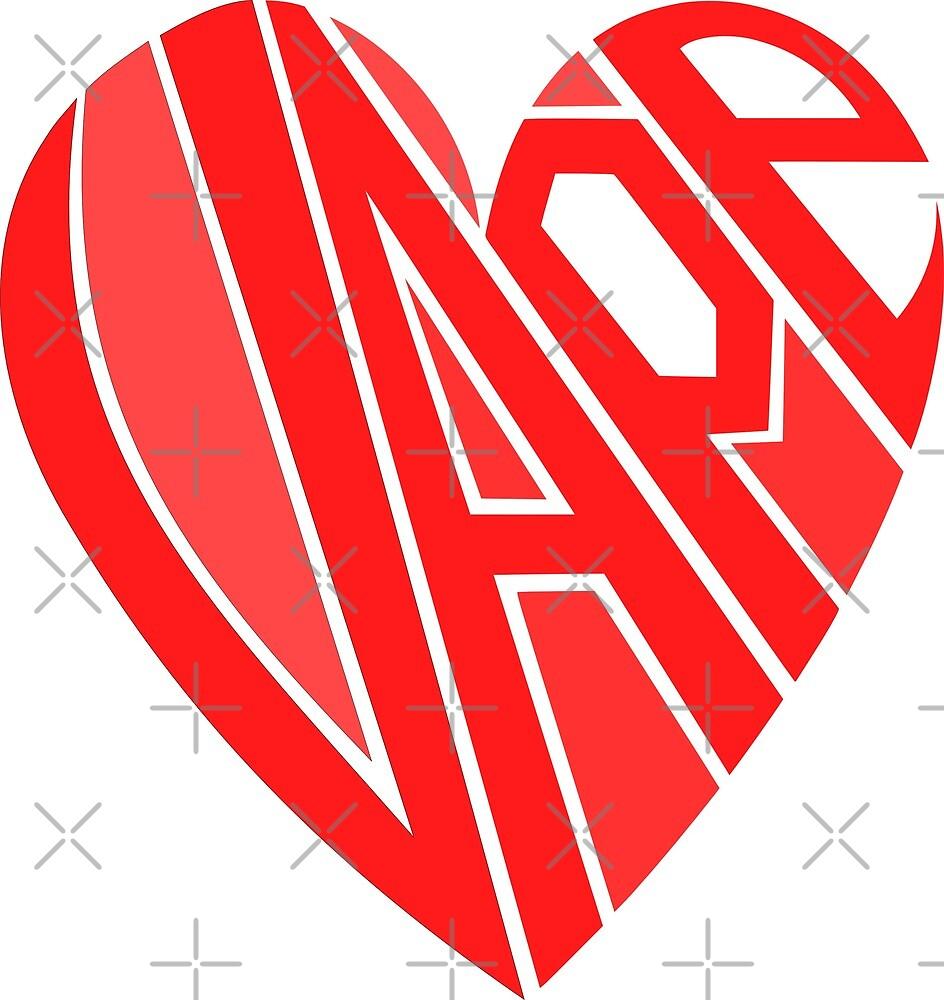 vape hart by moonmorph