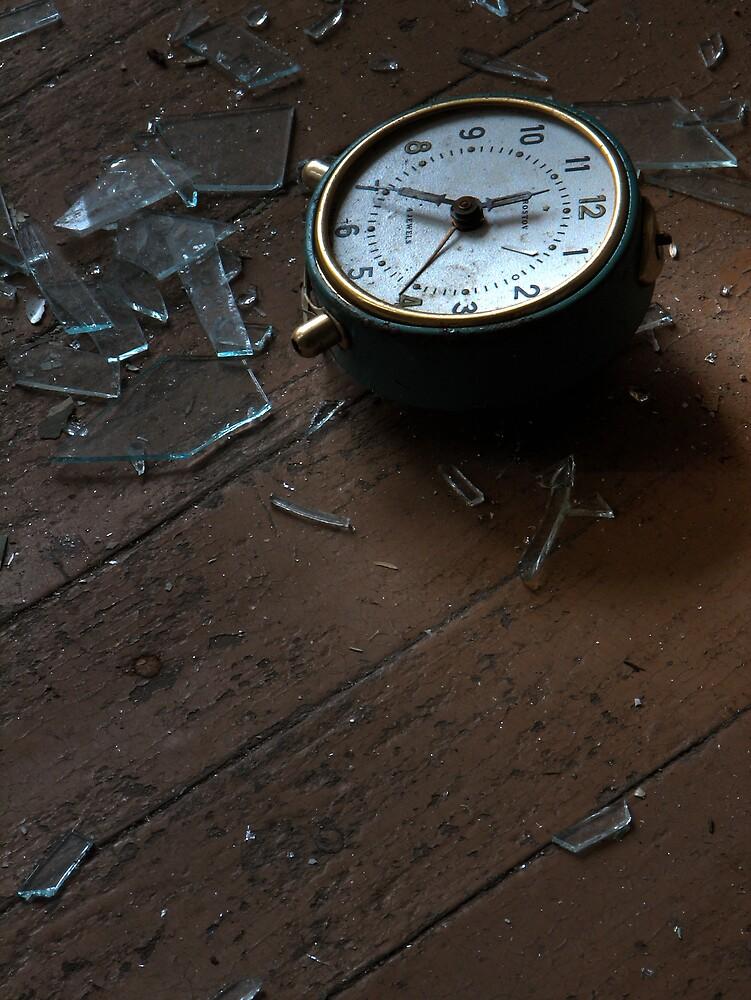 'No more time' by Petri Volanen