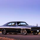 Richard Claut's Hemi Charger by HoskingInd