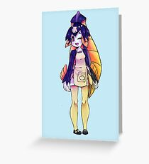 Minette Greeting Card